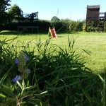 Jardin Les Plumes